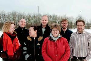 Klassikerforeningens bestyrelse 2010